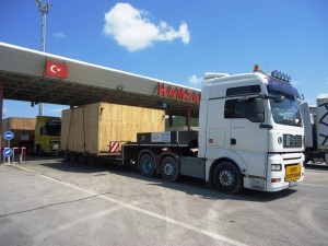 Croatia Heavy Transport Lowbed Transport