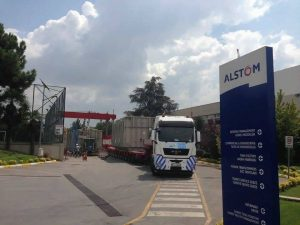 Belarus Heavy Transport Lowbed Transport